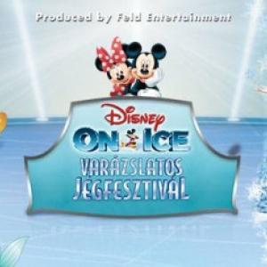 Disney On Ice - Varázslatos jégfesztivál Budapesten!