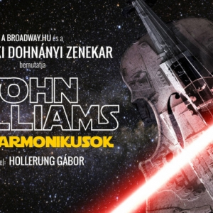 John Williams filmzenei koncert Budapesten 2018-ban - Jegyek az Aréna koncertre itt!