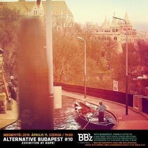 BudapestAlternative - Nézd meg Budapestet, ahogy még nem láttad!