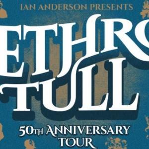 Ian Anderson - Jethro Tull 50 koncert 2019-ben a Budapesti Kongresszusi Központban - Jegyek itt!