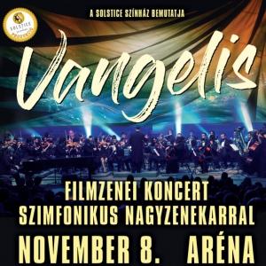 Vangelis filmzene koncert 2018-ban Budapesten a Sportarénában - Jegyek itt!