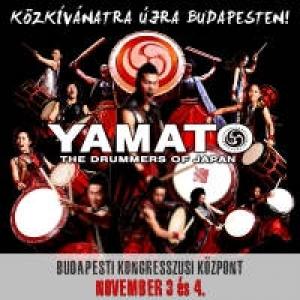 Yamato koncert 2018-ban a Budapesti Kongresszusi Központban - Jegyek itt!