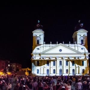 INGYENES 3D fényfestés Debrecenben!