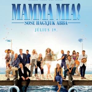 Ágymoziban a Mamma Mia! Sose hagyjuk abba! Jegyek itt!