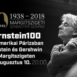Bernstein100 szimfonikus koncert a Margitszigeten! NYERJ 2 JEGYET!