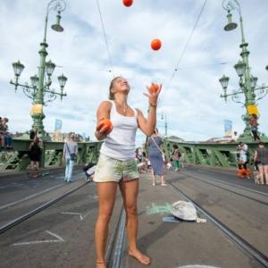 INGYENES Cirkuszi előadás Budapesten!