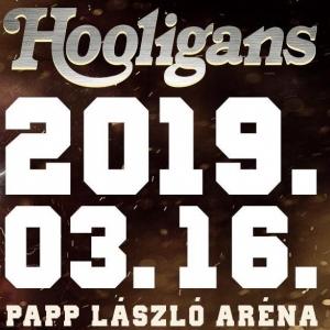Hooligans koncert 2019-ben Budapesten a Sportarénában - Jegyek a Hooligans aréna showra itt!