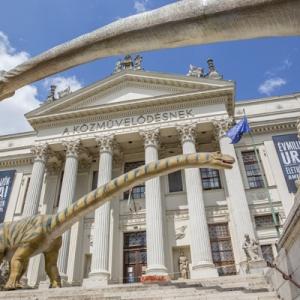 Dinoszauruszkiállítás a szegedi Móra-múzeumban! Jegyárak és nyitvatartás itt!