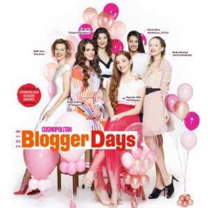 Cosmopolitan Blogger Day 2019-ben Budapesten - Jegyek itt!