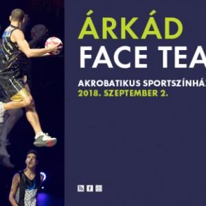 INGYENES Akrobatikus Sportszínház Budapesten!