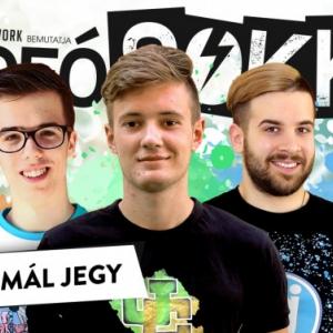 VideóSokk -  UborCraft, Jánosik Gergő és Sajt32 - JEGYEK ITT!