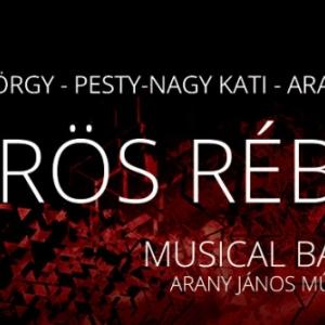Vörös Rébék musical Sopronban az Arénában - Jegyek itt!