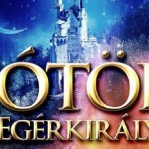 Diótörő és Egérkirály musical 2018-ban a BOK Csarnokban - Jegyek a Diótörő musicalre itt!