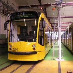 Nyílt nap a Hungária villamos kocsiszínben!