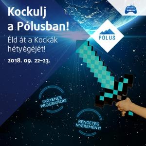 INGYENES Minecraft Show és vlogger dedikálások a hétvégén!