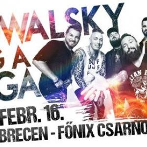 Kowalsky meg a Vega koncert 2019-ben Debrecenben a Főnix Csarnokban - Jegyek itt!