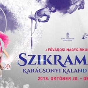 Szikramanók - karácsony a cirkuszban 2018-ban a Fővárosi Nagycirkuszban - Jegyek itt!