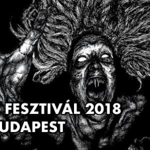 Horror Fesztivál Budapest 2018