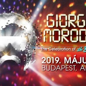 Giorgio Moroder koncert 2019-ben Budapesten a Sportarénában - Jegyek itt!