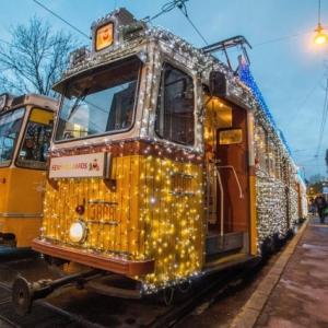 Fényvillamos 2018-ban Budapesten - Menetrend itt!