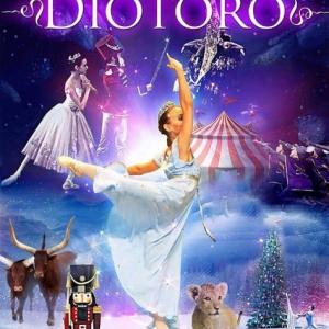Diótörő karácsonyi cirkuszi előadás 2018-ban Debrecenben - Jegyek itt!