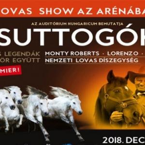 Monty Roberts: Suttogók lovas legendák 2018-ban Budapesten az Arénában! Jegyek itt!
