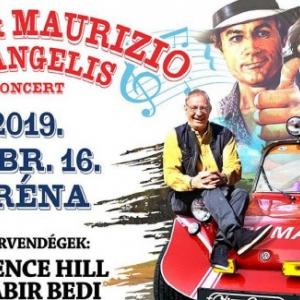Bud Spencer filmjeinek zenéivel érkezik Guido & Maurizio de Angelis koncertje 2019-ben Budapestre!