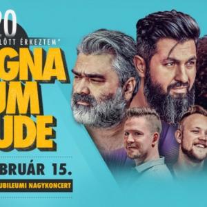 Magna Cum Laude Aréna koncert 2019 - Jegyvásárlás itt!