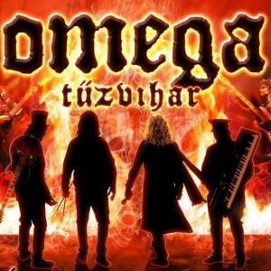 Omega koncertek 2019 - Jegyek az Omega Tűzvihar koncert turnéra itt!