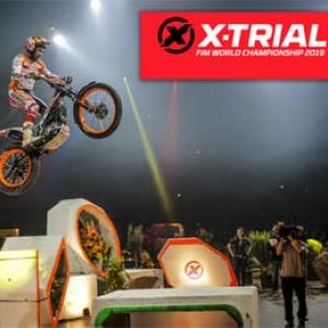 X-Trial World Championship Budapest 2019 - Jegyek itt!