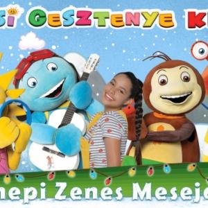 Kicsi Gesztenye Klub Sopronban! Jegyek itt!