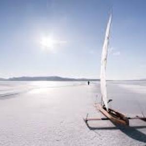 Jégvitorlázz 2020-ban a Balatonon - Részletek és jegyek itt!