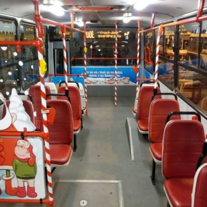 Mikulásbusz indul Budapesten!