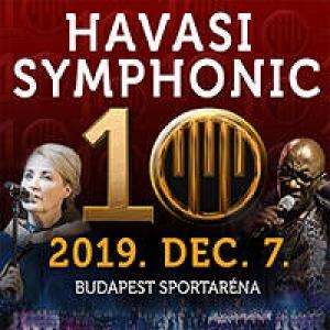 10 éves Havasi Symphonic koncert 2019-ben Budapesten az Arénában - Jegyek itt!