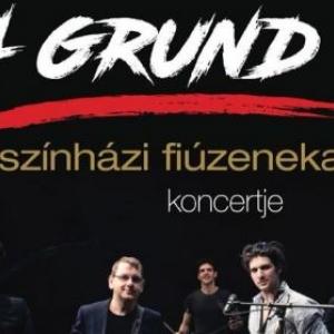 A Vígszínház fiúzenekara a Grund koncertezik Balatonbogláron - Jegyek itt!