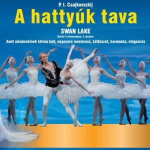 Az Orosz Nemzeti Balett A hattyúk tava balettje 2019-ben a BOK Csarnokban - Jegyek itt!