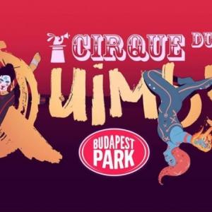 Cirque Du Quimby - Különleges Quimy koncert 2019-ben Budapesten! Jegyek itt!