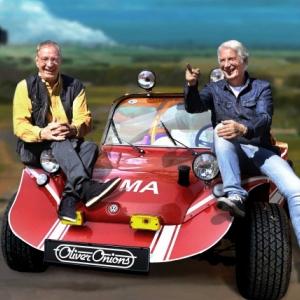 Szelfizz a Bud Spencer és Terence Hill filmből is jól ismert Dune Buggy autóval!