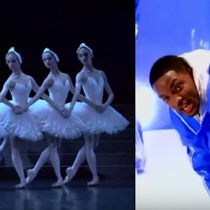 Így szól együtt a Hattyúk tava és Will Smith - Videó itt!