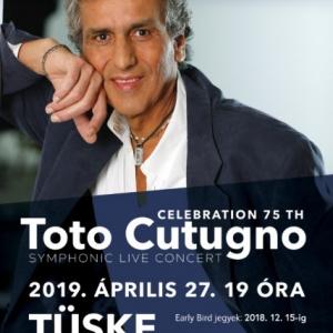 Toto Cutungo koncert Budapesten!