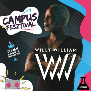 Willy William koncert a Campus Fesztiválon 2019-ben - Jegyek itt!