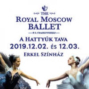 The Royal Moscow Ballet Hattyúk tava balettje 2019-ben Budapesten az Erkel Színházban - Jegyek itt!