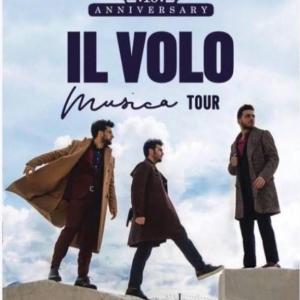 Il Volo koncert 2019-ben Budapesten az Arénában - Jegyek a 10 éves jubileumi koncertre itt!