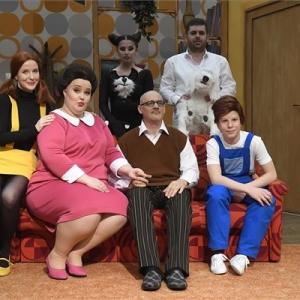 Nézz bele a Mézga család színpadi verziójába - KÉPEK ITT!