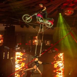 Cirkuszok Világnapja 2019 - Motorral drótkötélen! INGYENES program!
