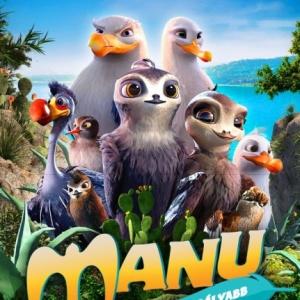 Manu a legsirályabb fecske a mozikban! NYERJ családi jegyet!