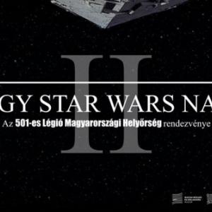 Egy Star Wars nap 2019 - INGYENES program!