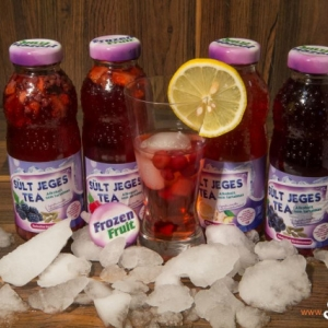 Sült jeges tea a nyár slágere! Próbáld ki INGYEN!