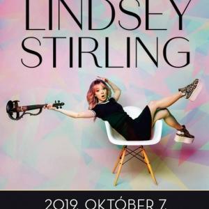 Lindsey Stirling koncert 2019-ben az Arénában! Jegyek itt!