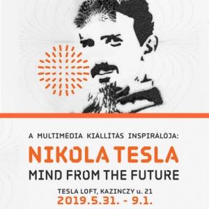 Nikola Tesla kiállítás - Multimédia kiállítás nyílik Budapesten! Jegyek itt!